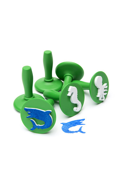 Paint Stampers Sea Life: Set of 6