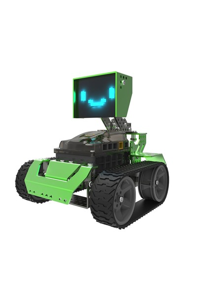 Qoopers - 6 in 1 Robot Kit