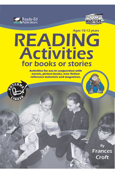 Reading Activities for Books or Stories