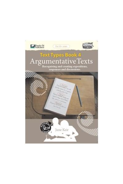 Argumentative texts
