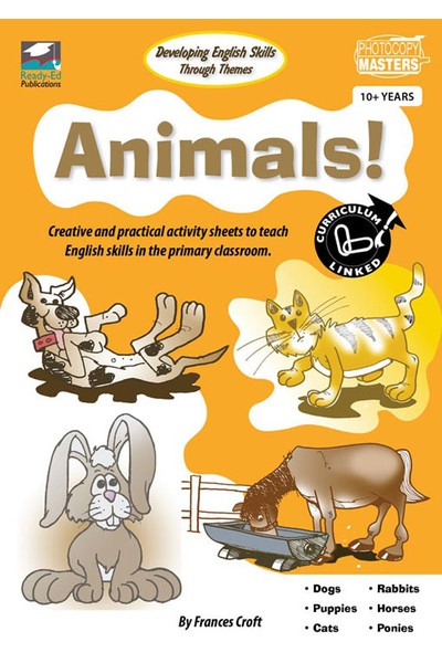 Developing English Skills through Themes - Book 1: Animals