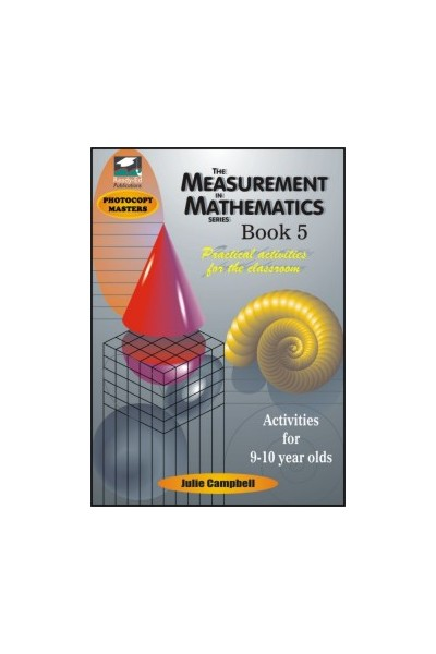Measurement - Book 5: Ages 9-10