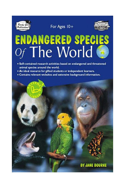 Endangered Species Series - The World