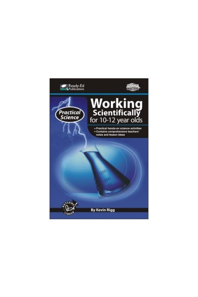 Practical Science: Working Scientifically Series - Book 3: Ages 10-12