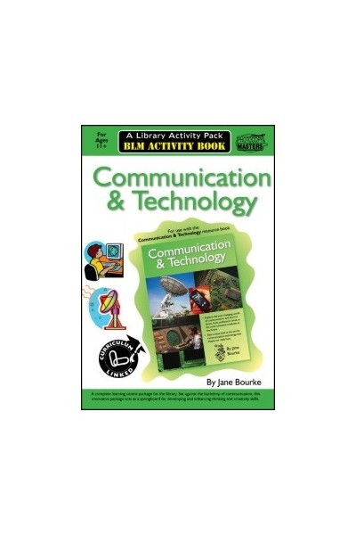 Communication and Technology - Activity Book (BLM)