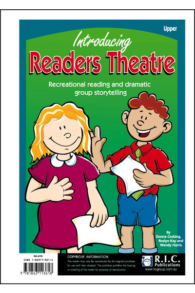 Introducing Readers Theatre - Ages 10-12