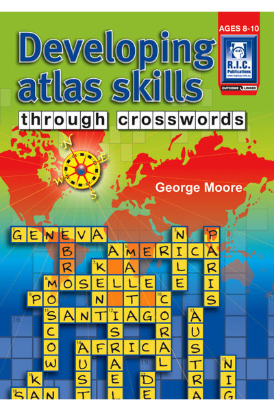Developing Atlas Skills - Ages 8-10