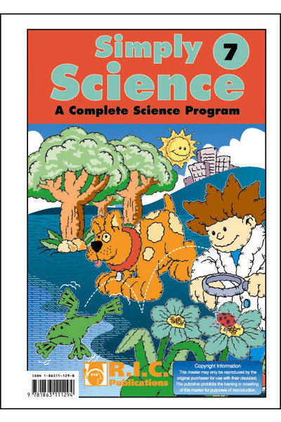 Simply Science - Book 7: Ages 11-12