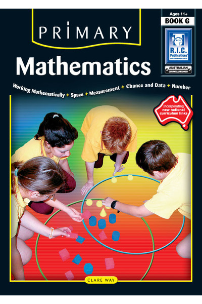 Primary Mathematics - Book G: Ages 11-12