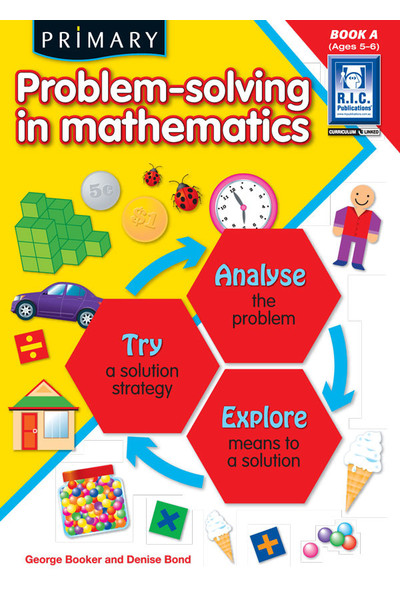 Primary Problem-solving in Mathematics - Book A: Ages 5-6