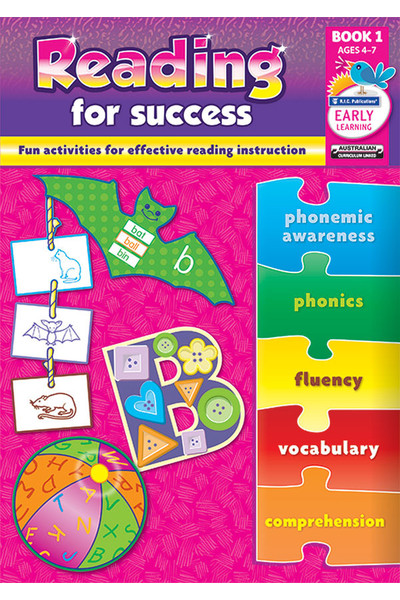 Reading for Success - Book 1