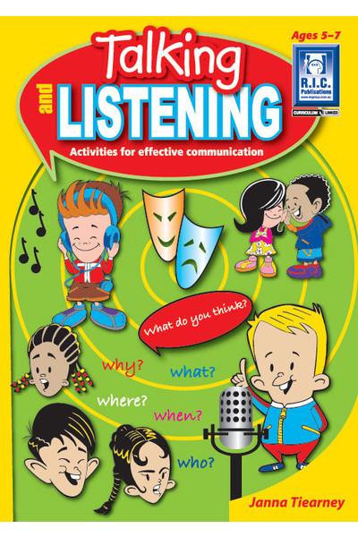 Talking and Listening - Ages 5-7