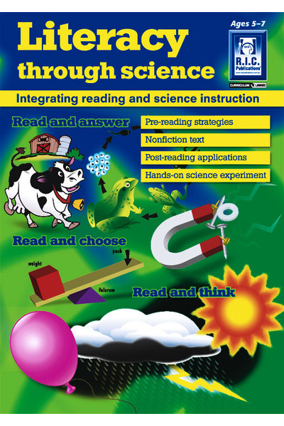 Literacy through Science - Ages 5-7