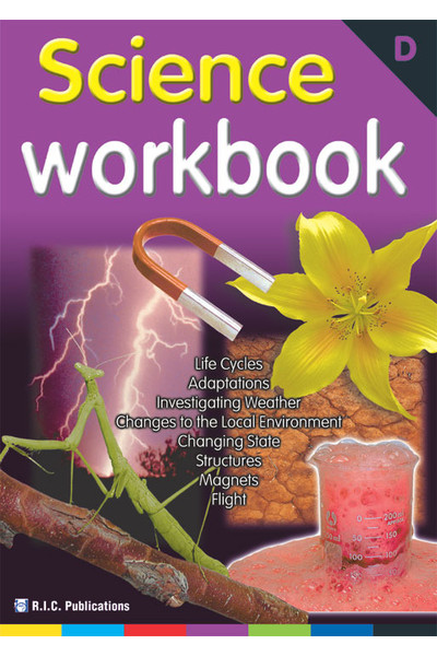 Primary Science Workbook D - Ages 8-9