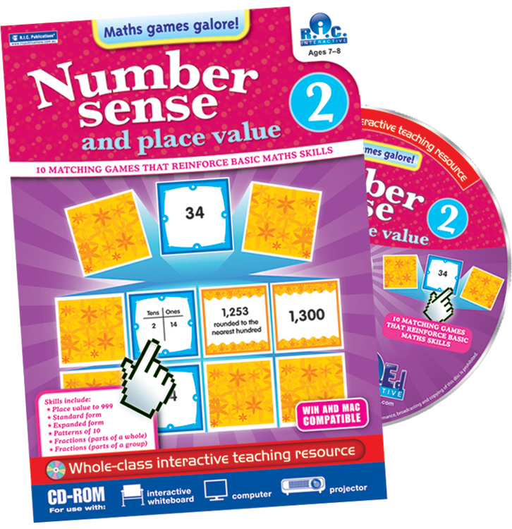 Games Galore: Number and Place Value 2