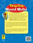 Targeting Maths Australian Curriculum Edition - Mental Maths - Year 1 - Sample Pages - 11