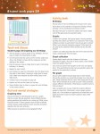Targeting Maths Australian Curriculum Edition - Teaching Guide - Year 2 - Sample Pages - 5