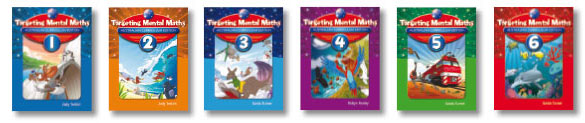 Targeting Maths Australian Curriculum Edition - Program - Mentals