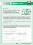 Excel - Year 4 - NAPLAN Style - Literacy Tests - Sample Pages - 10