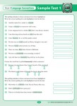 Excel - Year 4 - NAPLAN Style - Literacy Tests - Sample Pages - 9