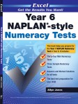 Excel - Year 6 - NAPLAN Style - Numeracy Tests