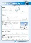 Excel - Year 6 - NAPLAN Style - Numeracy Tests - Sample Pages - 9
