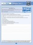 Excel - Year 7 - NAPLAN Style - Literacy Tests - Sample Pages - 14