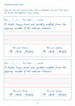 Targeting-Handwriting-QLD-Student-Book-Year-5_sample-page2