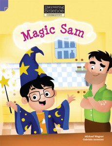 Discovering Science (Chemistry Lower Primary) - Magic Sam
