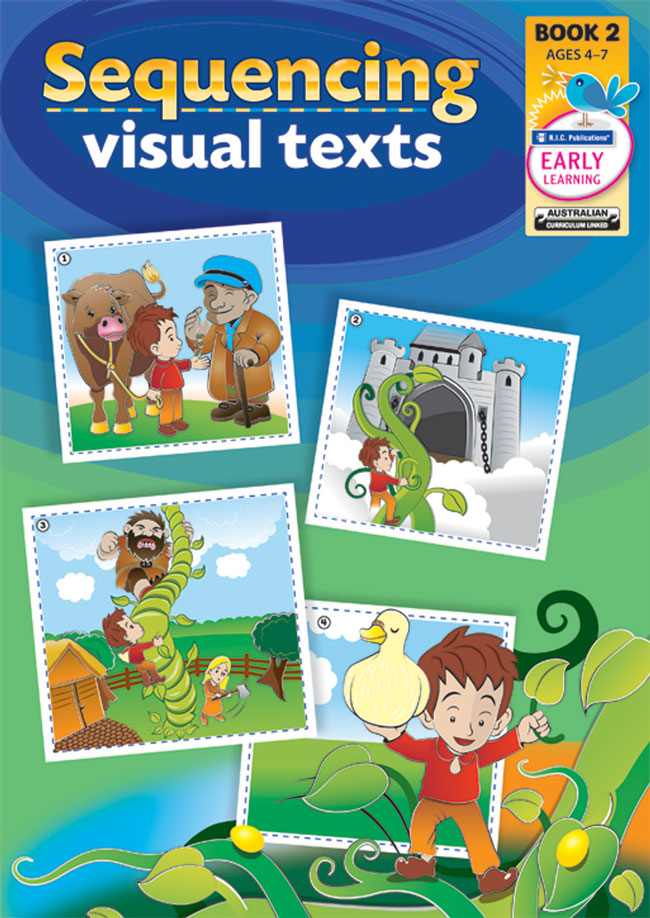 Sequencing Visual Texts - Book 2