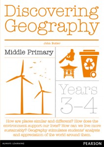Discovering Geography Middle Primary Teacher Resource Book