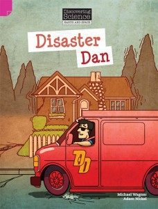 Discovering Science (Earth and Space Upper Primary) - Disaster Dan