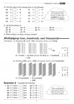Excel Basic Skills - Multiplication and Division Years 5–6 - Sample Pages 10