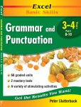 Excel Basic Skills - Grammar and Punctuation Years 3–4