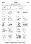 Excel Basic Skills - Spelling, Vocabulary, Grammar and Punctuation Years 1–2 - Sample Pages 5