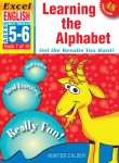 Excel Early Skills - English Book 7 Learning The Alphabet