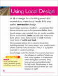 Go Facts - Built Environments - Local Design - Sample Page