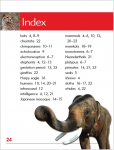 Go Facts Mammals - Extreme Mammals - Sample Page