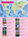 Go Facts Wonders - Natural Wonders - Sample Page