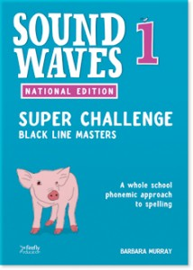 Sound Waves - Super Challenge Black Line Masters