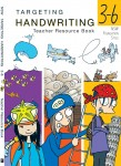 Targeting Handwriting NSW - Teacher Resource Book: Years 3-6