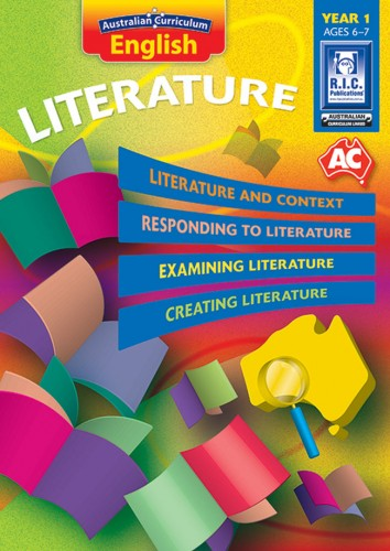 Australian Curriculum English - Literature