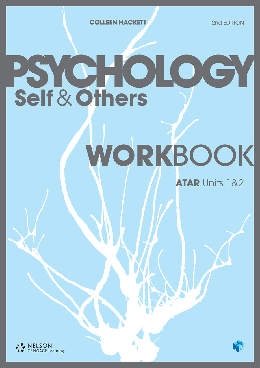 Psychology: Self and Others - Units 1 & 2: Workbook - Nelson ...