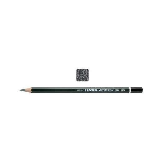 LYRA Art Design Graphite 8B Pencils - Pack of 12 ...