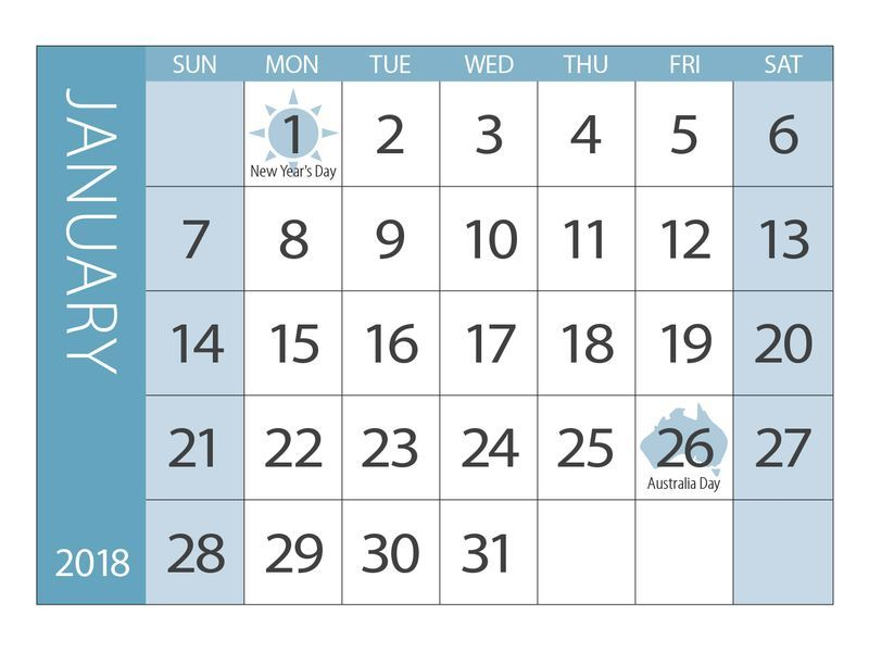 calendar tabs 2019 pack of 10 the creative school supply company