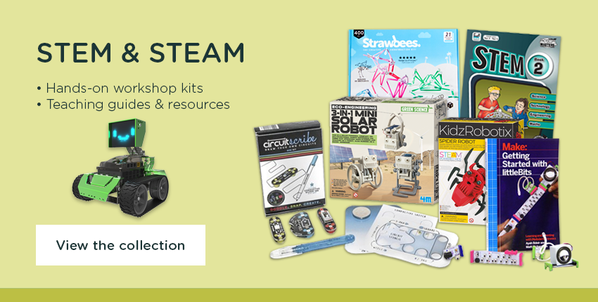 STEM & STEAM Resources