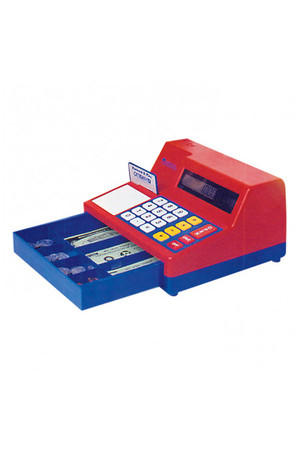 Pretend Calculator Cash Register