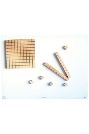 MagneMAB -  3D Wood