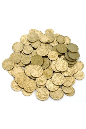Money - (Gold) Coins Pack
