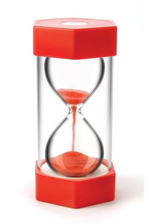 Sand Timer - Giant 30 Second (Red)